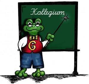 Lehrerfrosch Bild 2